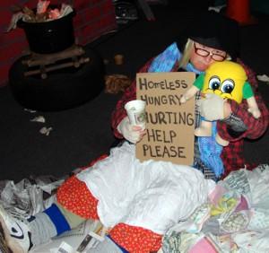 homeless-maggie